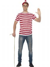 Where's Wally? Costume Kit